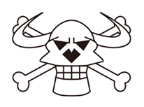 Rumbar Pirates' Jolly Roger