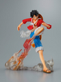 Battle of the Blue Sea Luffy