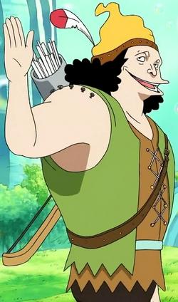 Peterman anime