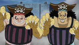 Братья Декалван в аниме