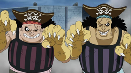 Decalvan Brothers Anime Infobox