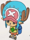 Chopper's First Adventure of Nebulandia Outfit