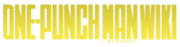 OnePunch-Man Wiki Wordmark