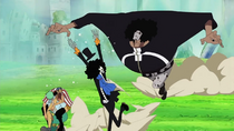 Brook Flees From Pacifista