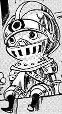 Macro (Automaton) Manga Infobox