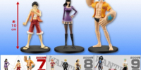 One Piece Ready-Made Figure Collection ~Straw Hat Pirates~