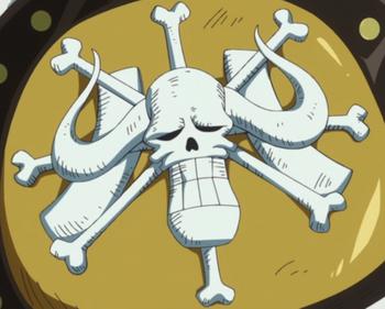 Весёлый Роджер Пиратов Зверей