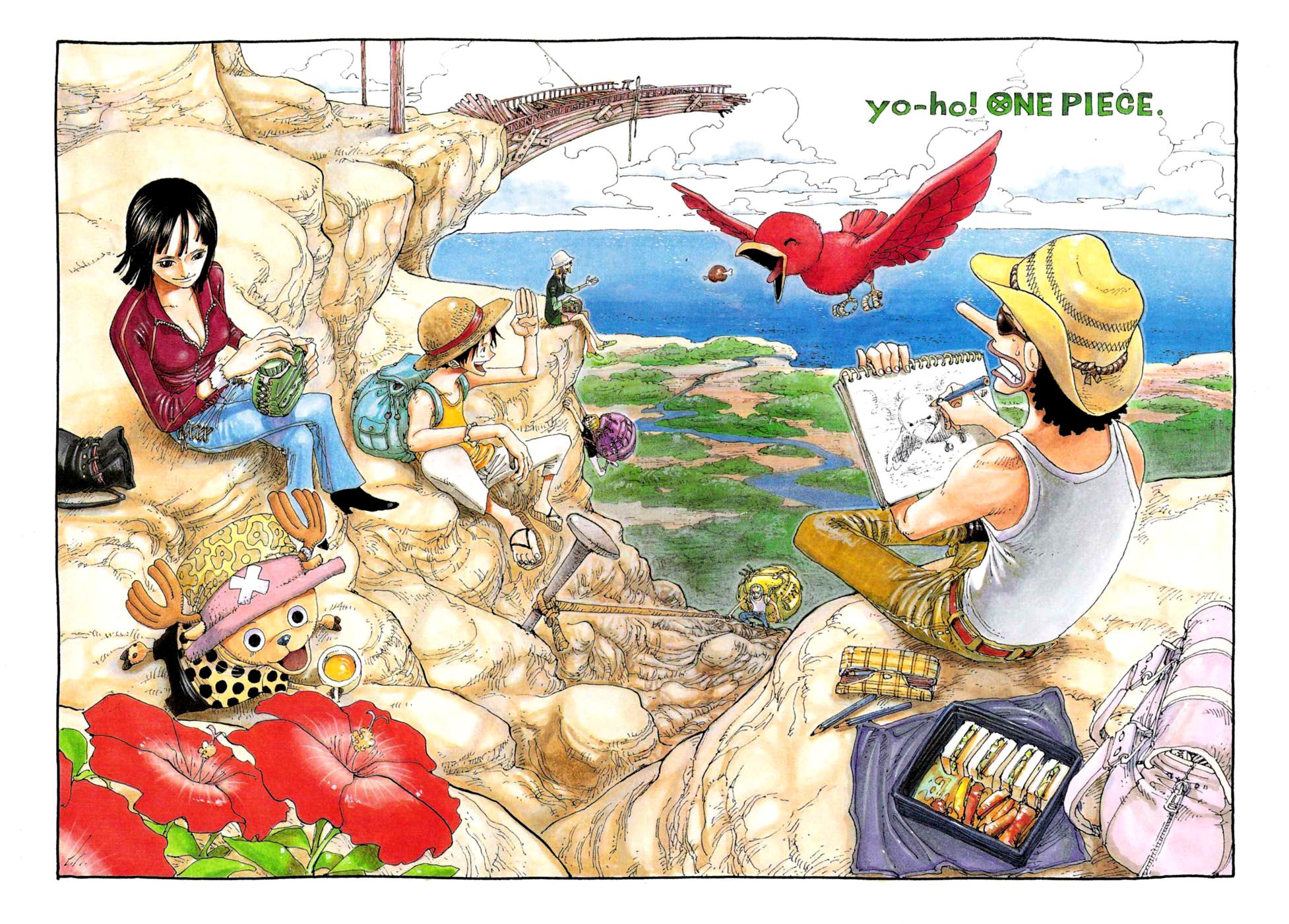 Chapter 241 One Piece Wiki Fandom Powered By Wikia