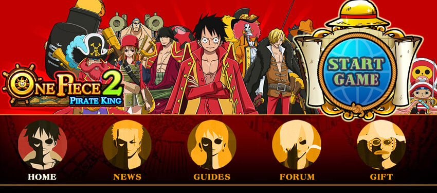 9c848a42d88 one piece 2: pirate king from JoyGames.me: game pirate king ...