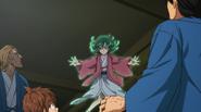 Tatsumaki restraining heroes
