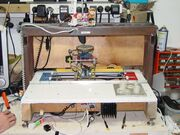 Turntable with 5v psu
