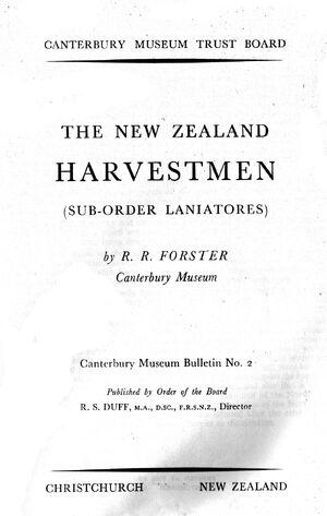 Forster 1954