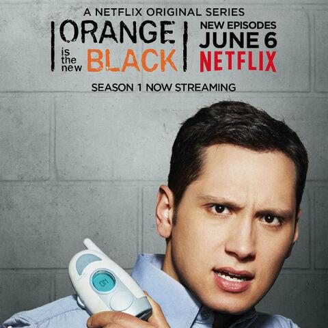 john bennett orange is the new black wiki fandom