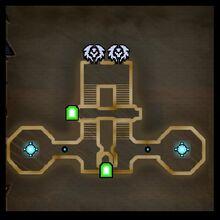 Stairs of Doom Minimap