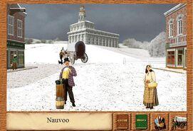 Oregon Trail II screenshot