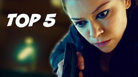 Orphan Black Season 2 Episode 1 - Top 5 WTF Moments
