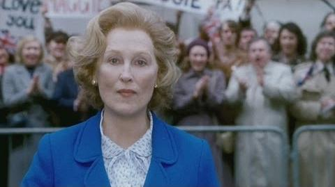 'The Iron Lady' Trailer 2 HD