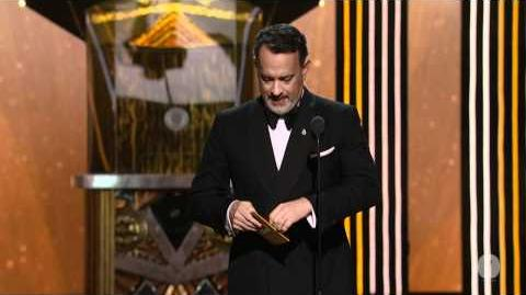 """Hugo"" winning Best Cinematography"