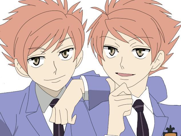 Image Hikaru And Kaoru Jpg Ouran High School Host Club