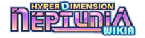 Hyper Dimension Neptunia Wiki Wordmark