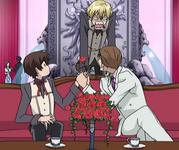 Tamaki annoyed