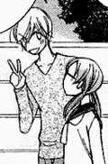Kousaka and ryoji
