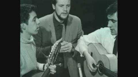 The Corrie Folk Trio --- Killiecrankie (1965)