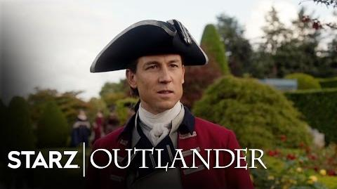 Outlander The Resurrection of Black Jack STARZ