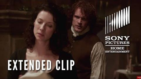 "OUTLANDER Extended Episode Clip - ""The Reckoning"""
