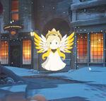 Winter Wonderland - Mercy - Ornament spray