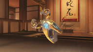 Symmetra classic golden photonprojector