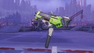 Sombra glitch machinepistol