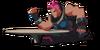 Zarya Spray - Wrestle
