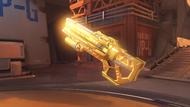 Soldier76 russet golden heavypulserifle
