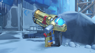 Mei earthen golden endothermicblaster