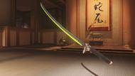 Genji cinnabar dragonblade