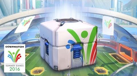 NEW SEASONAL EVENT Welcome to the Summer Games! Overwatch