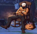 Soldier76 Spray - Trick Or Treat