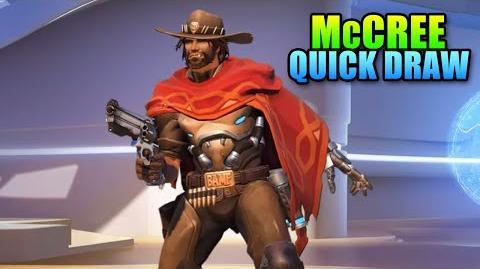 Overwatch McCREE Guide - Fastest Gun In The West - Hero Tutorial
