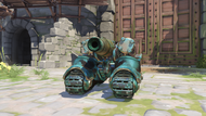 Bastion gearbot tank