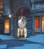 Winter Wonderland - Ana - Ornament spray