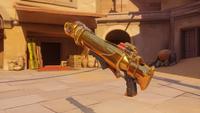 Pharah classic golden rocketlauncher