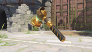 Torbjörn blackbeard golden forgehammer