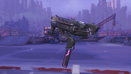 Sombra augmented machinepistol