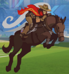 McCree Spray - Equestrian