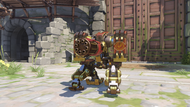 Bastion rooster sentry