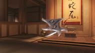Genji sparrow shuriken
