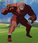 Reinhardt Spray - Wrestling
