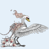 Avi ice swan wings