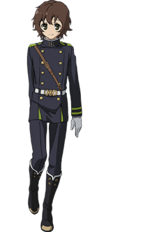 Seraph of the End - Yoichi Saotome